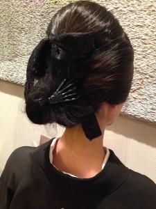 エコツミ 日本髪