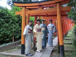 根津神社4