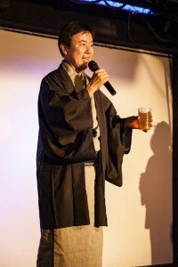 Fuku-Fuku Kimono Company President Mr. Fukuda