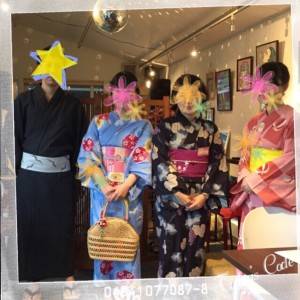 Yukata dressing services