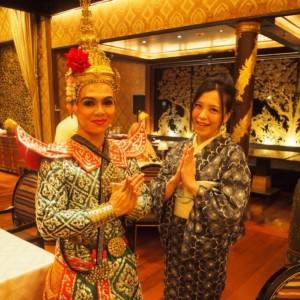 タイ民族舞踊 ラーマ王子